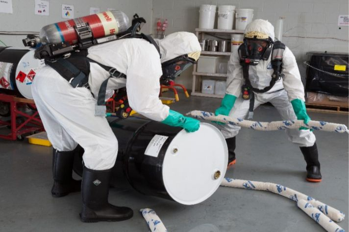 When to Use an SCBA in Confined Spaces