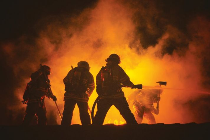 Why Resilient Firefighters Deserve Tough PPE