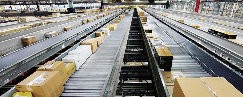 Accumulation Conveyor Hero Image