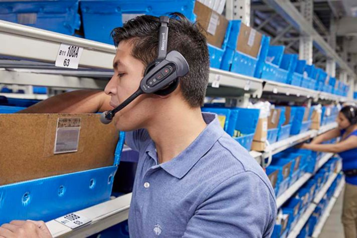 Help Create a Safer Warehouse With Honeywell Voice Image