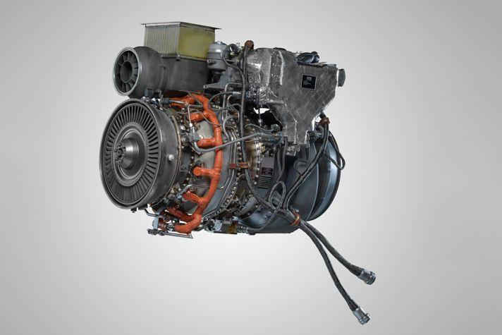 CTS800 Turboshaft Engine