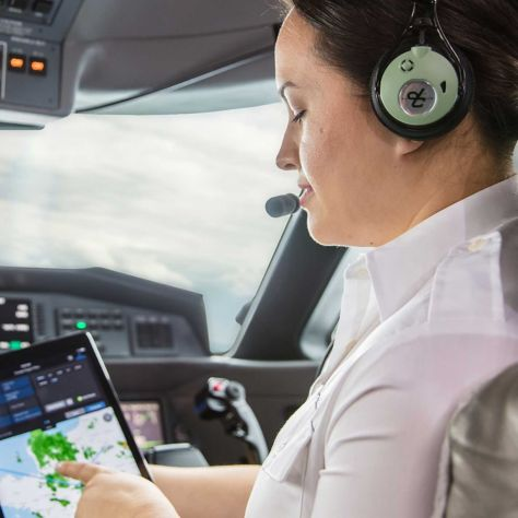 Honeywell Forge Flight Planning